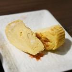 おばんざい 和菜 - 玉子焼き
