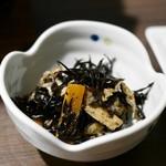 おばんざい 和菜 - ひじき