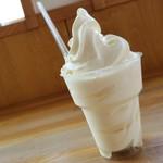 97379491 - ソフトクリームカップ(360円)です。