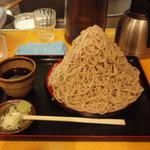 9738011 - 富士山盛り、500円で、他店の5人前くらいです。