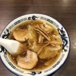 つづみそば - ワンタン麺(A)
