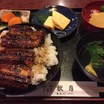 秋月 - ご飯大盛り+200円