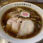 かみなり中華そば店 - 料理写真:チャーシューメンc(・ω.・`c⌒っ¥1000