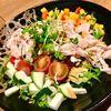 串焼き居酒屋 とりとんたん - 料理写真:KOBUサラダ