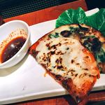 チーズとお肉の韓国料理 ベジテジや - チヂミ