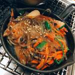 チーズとお肉の韓国料理 ベジテジや - 野菜チャプチェ