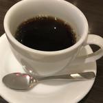 カフェ・アルコ スタツィオーネ - モーニングセットのブレンドコーヒー