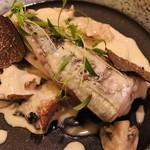 ラ・コリンヌ - 島根県産太刀魚のポアレ ブールブランソース