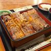 炭火焼うなぎ 東山物産 - 料理写真:うなぎ上