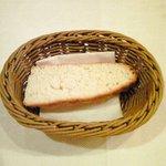 Trattoria Serena - Aプランツォ 1500円 のパン