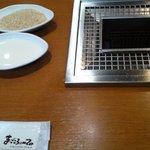 串家物語 - テーブルに設置された揚げ揚げマシーン