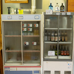 中村農場 - 2018.11 ドリンクの冷蔵庫