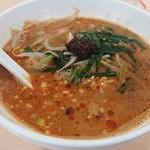 ラーメン厨房 シルクロード - 担々麺