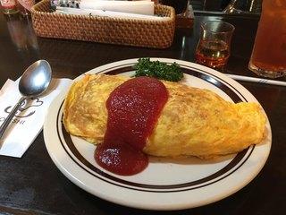 レストラン コニシ - オムライス  950円