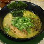 河童ラーメン2号 - 白雛+平麺