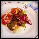 MILK HOUSE - 前菜サラダ^^