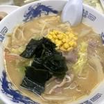 キンタ - 味噌ラーメン