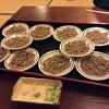 手打皿そば 左京 - 料理写真: