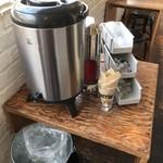 dish-tokyogastronomycafe - テイクアウトのアイスコーヒー サービス
