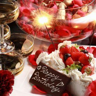 【記念日・誕生日にはケーキもご用意可能です!】