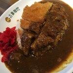 吉象カレー - 豚カツカレー  ¥550