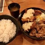 煌楽 - チキン南蛮定食