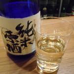 TOKYO SAKE DEPARTMENT - 木戸泉 純米原酒