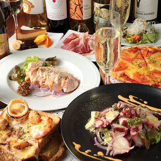 パスタにピザにパングラタン…♪イタリアンの魅力に満たされて☆