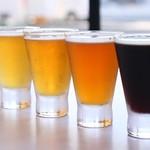 カスコロッソ - クラフトビールの飲み比べセット