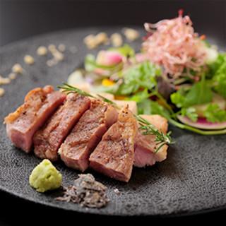 コースで愉しむ、京都料理の優しく上品な味わい