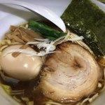 製麺rabo - 中華そば(味玉トッピング)