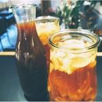 カフェ 寛味堂 - 自家製ドリンクやカクテルなど、ここでしか味わえないドリンクもいっぱい♪