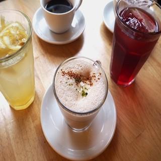 カフェ 寛味堂 - お食事後の夜カフェのみのご利用も大歓迎♪