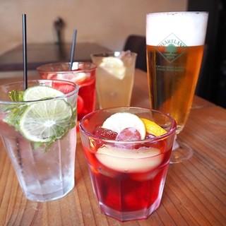 カフェ 寛味堂 - ウイスキー、カクテルは20種類、その他にも焼酎や日本酒など、様々なお酒もご用意しています★*
