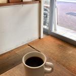 常盤珈琲焙煎所 - サービスのコーヒー