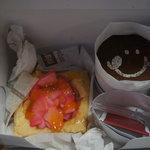 フォセットフィーユ - 料理写真:綺麗に箱詰めされてました