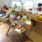 キイトカフェ - 野菜販売