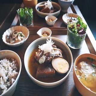 カフェ 寛味堂 - お魚の定食