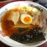 金太郎ラーメン - 料理写真:醤油ラーメン