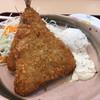 淡路サービスエリア(上り線) フードコート・スナックコーナー - 料理写真:・アジフライ定食