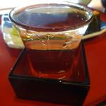 さかな屋 撰鮮 - 地酒は剣岳を選びました