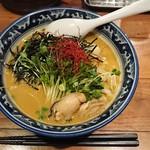 佐市 - 牡蠣・拉麺 ¥900-