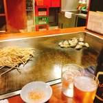 ぼてふく - モヤシと牡蠣