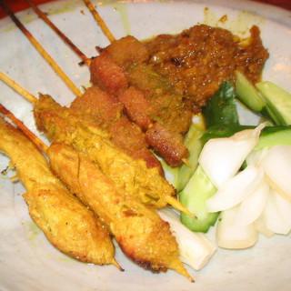 美食の街!本格マレーシア料理
