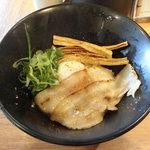 ジャパニーズまぜ麺 マルタ - まぜ麺(小・温・辛さ2)