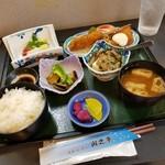 焼酎居酒屋山之手 - 「日替りランチ (750円)」