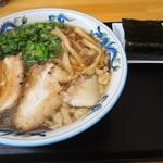 味よし - 中華そば ¥680+おむすび ¥120