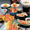 北海道かに将軍 - 料理写真:12月「帰り花」