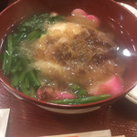 七福堂 - お雑煮