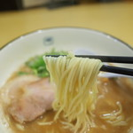 麺や輝 - 麺リフト~
